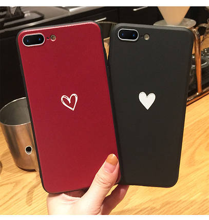 Чехол Case Cover Heart Love Red для Apple IPhone Xr, фото 2