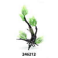Растение на корне пластик В3002 (28*10*18 см), AquaEL™