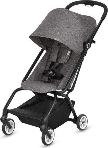 Прогулочная коляскаEezy S/Manhattan Grey-mid grey Cybex 518001195