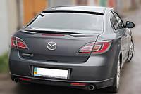 Спойлер на стекло Mazda 6