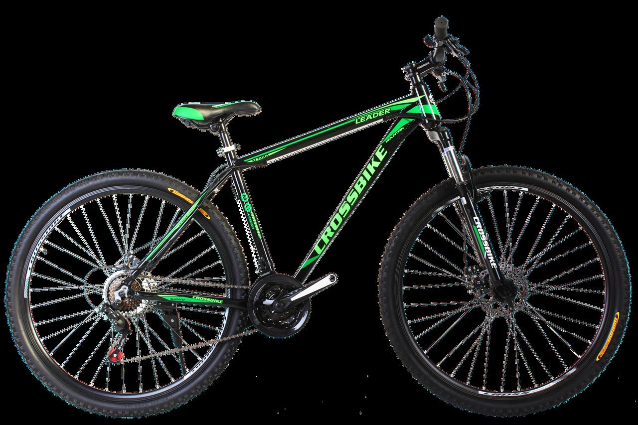 """Горный алюминиевый велосипед 29"""" CROSS LEADER 2020 Shimano"""