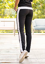 "Женские брюки с лампасами ""Modern""| Распродажа, фото 3"