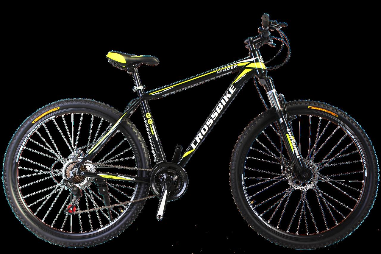 """Горный алюминиевый велосипед 29"""" CROSS LEADER 2019 Shimano"""