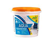 Интерьерная акриловая краска моющая Aqua Nano farb 1.4 кг