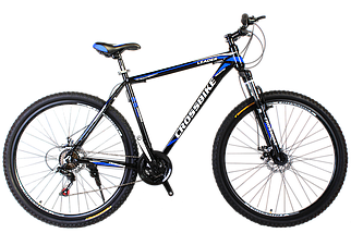 """Горный алюминиевый велосипед 27,5"""" CROSS LEADER Shimano, фото 2"""