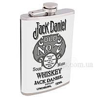 "Фляга красивая для алкоголя ""Виски Джек"", фото 1"