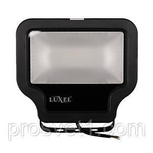 Прожектор світлодіодний Luxel 20W 6500K LP-20C чорний