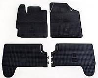 Коврики резиновые автомобильные Stingray на Toyota Yaris c 13 г