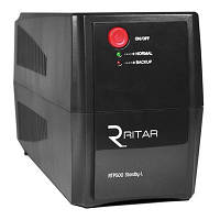 Источник бесперебойного питания Ritar RTP500 (300W) Standby-L (RTP500L)