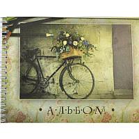 Альбом для рисования, А4, 50 л., Спираль, 120г/м2