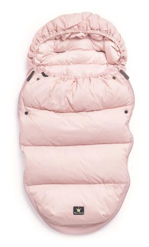 Пуховый конверт Elodie Details - Powder Pink (розовый)