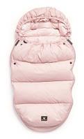Пуховый конверт Elodie Details - Powder Pink (розовый), фото 1