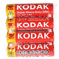 Батарейка пальчиковая Kodak R6P (AA)