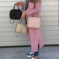 Женская сумка кожа натуральная  , клатч в черном цвете Италия кожаные сумки из натуральной кожи, фото 1