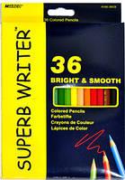 Олівці кольорові MARCO Superb Writer 36 кол, шестигранні