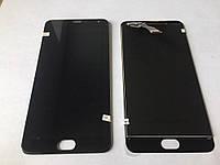 Дисплей для мобильного телефона Meizu M1 Metal / черный / с тачскрином