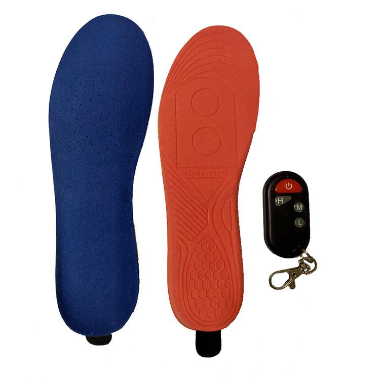 Стельки с электроподогревом Ultra-sport 2300 на пульту электронном, температура 39-62С Премиум качество!
