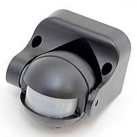 Датчик движения ZLight 8002 IP44 180 градусов черный, белый