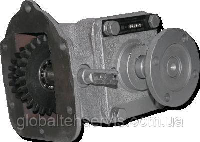 Коробка отбора мощности КОМ ГАЗ-53, ГАЗ-3307 под кардан  КО-503В 0211700