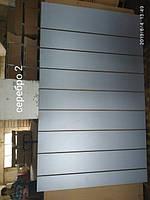 Экспопанель Серебро, Выс.2000 х Шир.1220мм