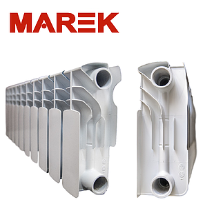 Радиатор биметаллический Marek Titan 200/96, фото 2