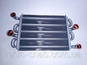 Теплообменник Ferroli DomiProject C24D, F24D, FerEasy C24D, F24D - 39841310, 39837660