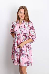 Платье женское Флори розовое