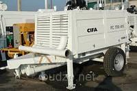 Аренда,прокат Стационарного бетононасоса Cifa PC 709/415 D