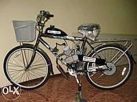 Инструкция по установке двигателя на велосипед