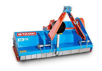 Мульчирователь KS 115 STARK с карданом (1,15 м, ножи) (Литва)