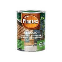 Pinotex CLASSIC 3 л средство для защиты древесины с декоративным эффектом Калужница