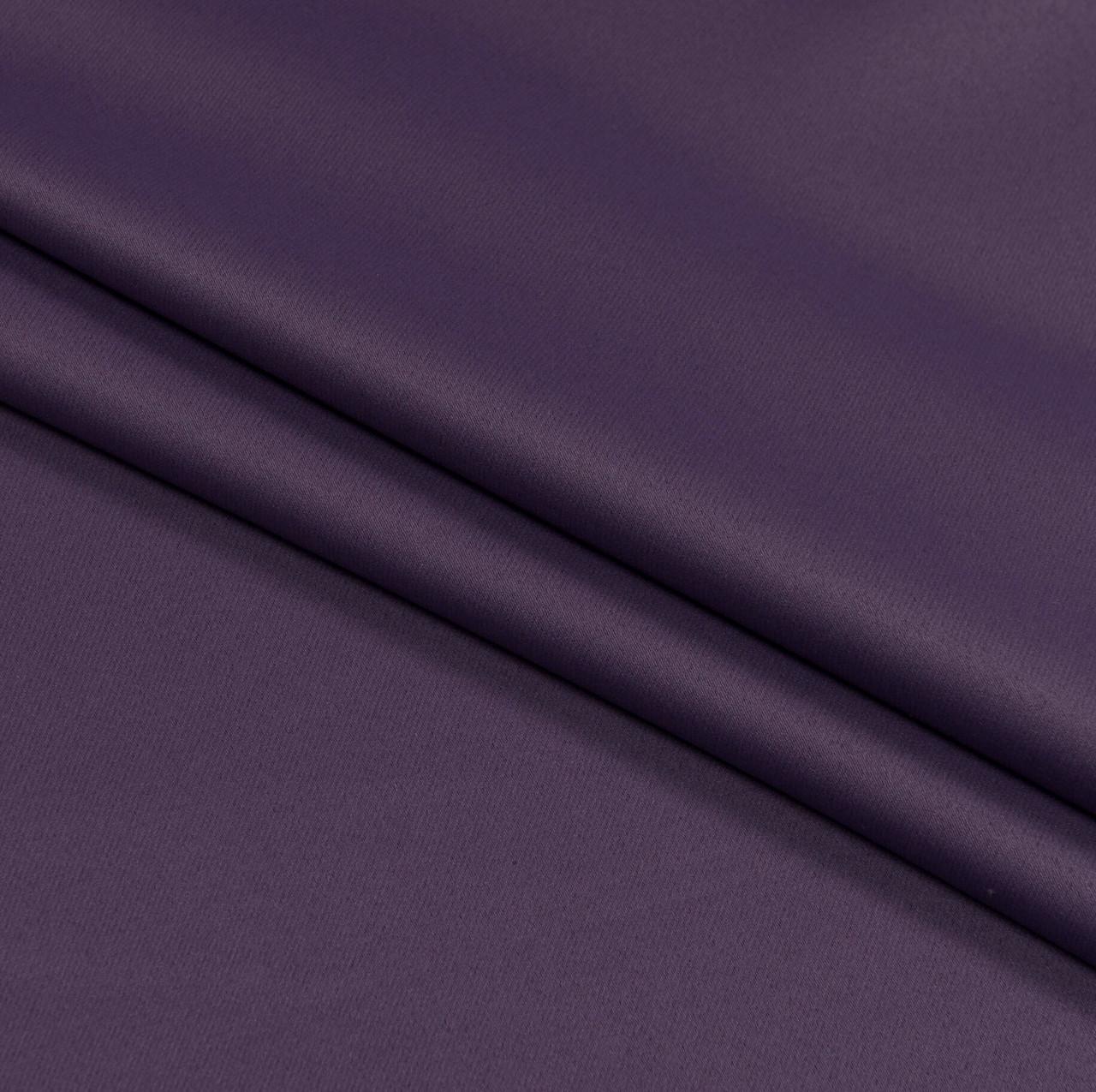 """Декоративная ткань Блэкаут люкс / blackout lux """"Фиолетовый"""""""