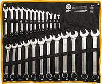 Набор ключей комбинированных 6-32 мм 25 шт. Vorel 51715 (Польша)