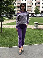 Женский трикотажный костюм, фото 1