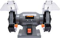 Точильный станок с двумя дисками 125 мм (120 Вт/2950 об/мин) STHOR 79205 (Польша)