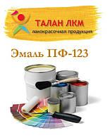 Краска для наружных работ. Эмаль ПФ-123