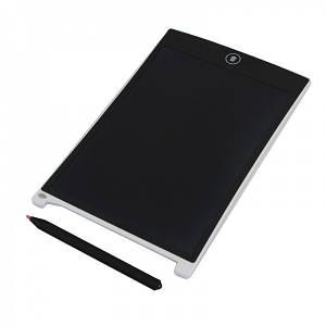 Планшет для рисования LCD Writing Tablet детский 8.5 дюймов со стилусом. Белый