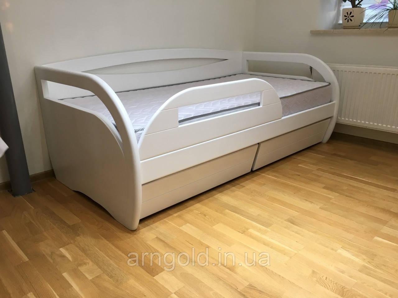 Кровать деревянная Bavaria Arngold 100х200