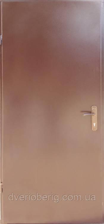 Входная дверь Redfort Эконом Техническая 2 листа металла