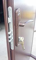 Входная дверь Redfort Эконом Техническая 2 листа металла, фото 2