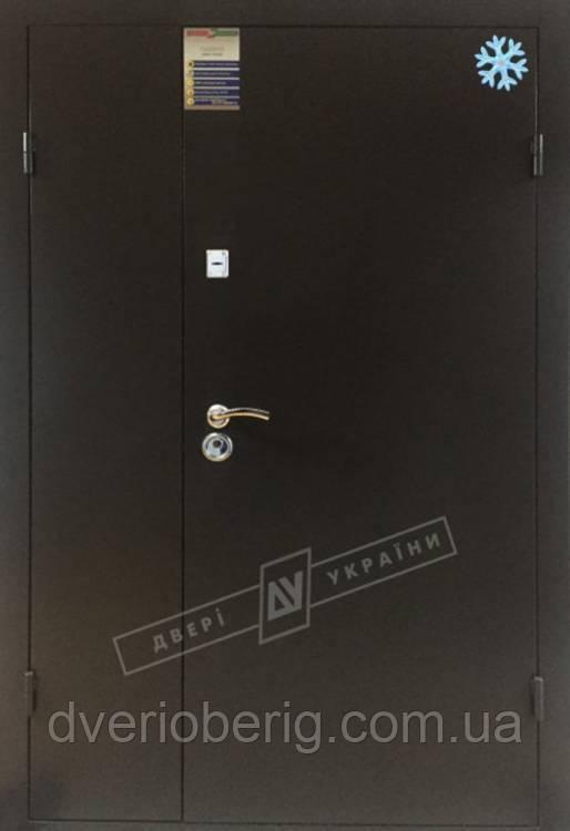 Входная дверь Двери Украины Салют 1200 Металл-Металл
