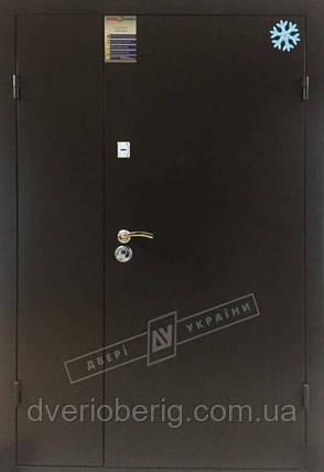 Входная дверь Двери Украины Салют 1200 Металл-Металл, фото 2