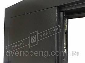 Входная дверь Двери Украины Салют 1200 Металл-Металл, фото 3