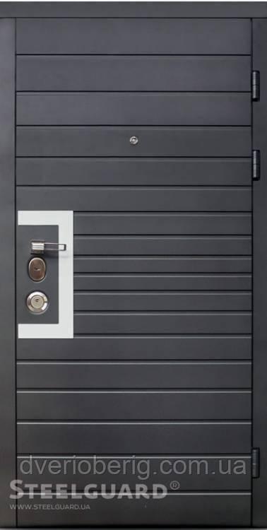 Входная дверь Steelguard Solid DOMINO