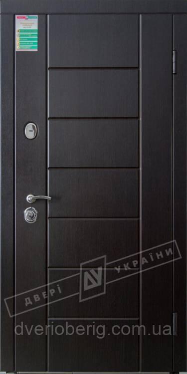 Входная дверь Двери Украины Ника-М БС Kale
