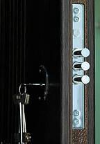 Входная дверь Redfort Премиум Канзас 2 цвета Премиум, фото 2