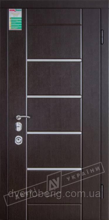 Входная дверь Двери Украины Аккорд БС Mottura