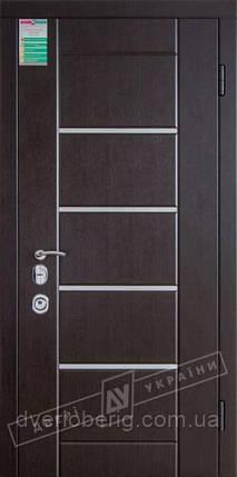 Входная дверь Двери Украины Аккорд БС Mottura, фото 2