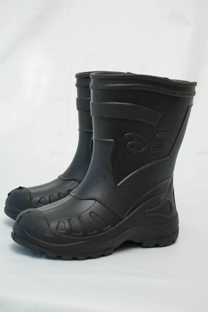 Сапоги женские (Код: EVA-05 пустой черный )