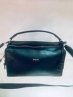 Сумка Fendi бренд LUX копия чёрная, фото 1